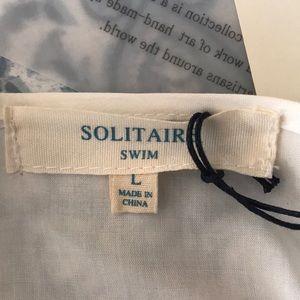 Solitaire Swim - 🌸New!🌸Solitaire Swim Cover-Up Dress Size L